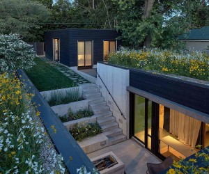 Concealed in a Shroud of Green: Steeping into the Shelton Marshall Residence