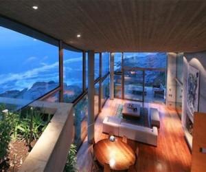 Concrete Home by Raimundo Anguita
