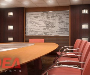 Conference Room Office Design by I-Dea Catalysts