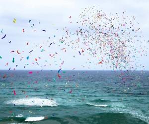 Confettical Landscape by Yigal Pardo