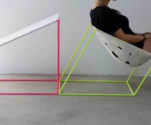 Conform Chair: Bends to Your Will