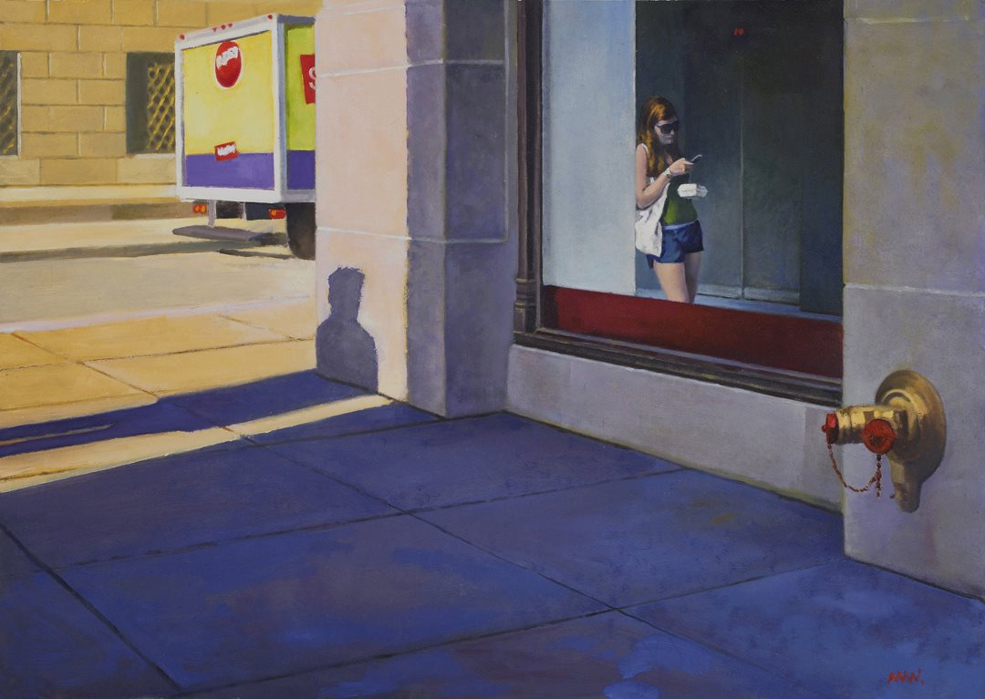 Connect New Work By Nigel Van Wieck
