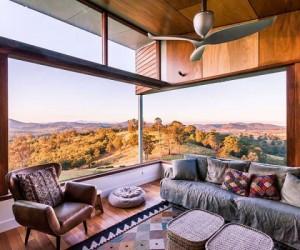 Connecting with context through spacious house design