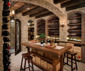 Connoisseurs Delight: 20 Tasting Room Ideas to Complete the Dream Wine Cellar