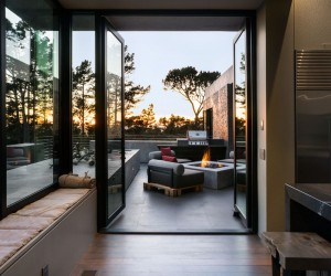 Conrad | Asturi Studios Design a Spacious Contemporary Home in Pebble Beach Resorts, California