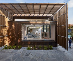 Contemporary Alterations and Additions to an Existing Weatherboard Edwardian Residence