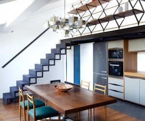 Contemporary Apartment in Milan by Studio GUM