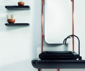 Contemporary Bathroom Vanities to Get Naked With