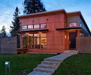 Contemporary Design Scheme With a Little Extra | The Hollcroft Residence