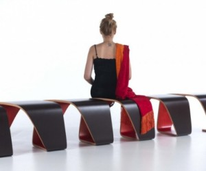 Contemporary DNA bench