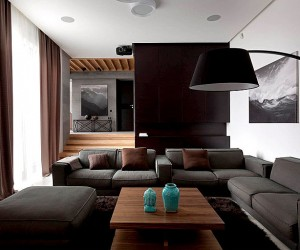 Contemporary Home by NOTT Design