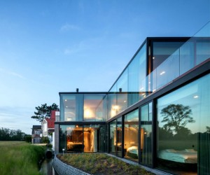Contemporary House in Belgium