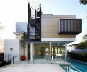 Contemporary house of Edward Szewczyk Architects