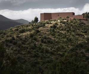 Contemporary Kasbah designed by Studio Ko