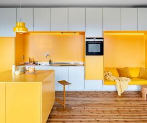 Contemporary Swedish Home