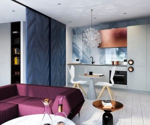 Contemporary Tom Dixon-designed London Apartments Showcase Their Britishness