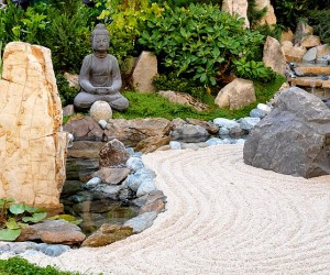 Contemporary Zen Garden Ideas