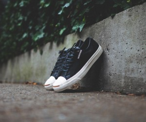 Converse Jack Purcell Cross Stitch
