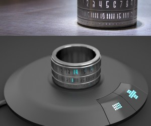 The Ring Clock Is Now A Reality