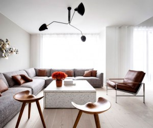 Copenhagen Apartment by Studio David Thulstrup