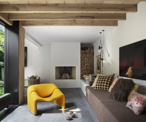 Copenhagen Warehouse Converted into a Private Residence