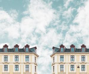 Copenhagens Minimalist Architecture Photography by Simon Zarlang