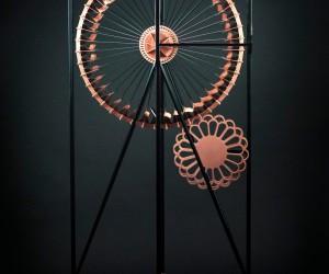 Copper in Motion by Larose Guyon
