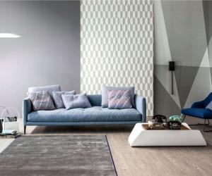 Coral Sofa by Sergio Bicego