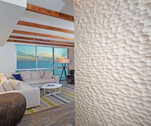 Coronado Renovation featuring Soelberg texture panels