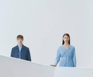 COS x Agnes Martin capsule collection