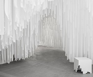 COS x Snarkitecture Installation
