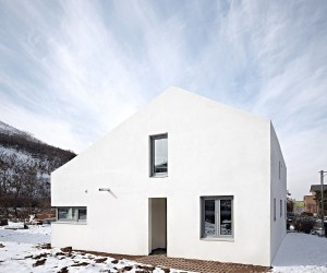 Cost-Effective Multi-Generational Home in South Korea with Modest Charm