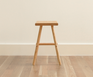 Cottage Stool by Dino Sanchez