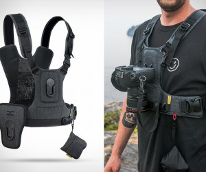 Cotton Camera Harness