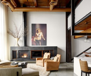Counterbalance Loft by Eggleston Farkas Architects