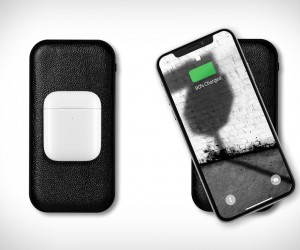 Courant Portable Wireless Charging Station