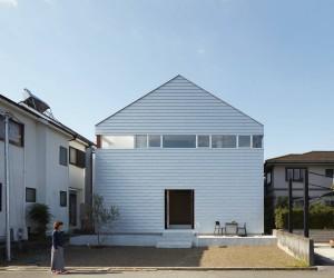 Court House by Koizumi Sekkei