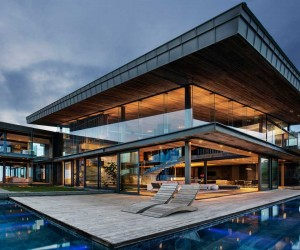Cove 3 House by SAOTA  Antoni Associates