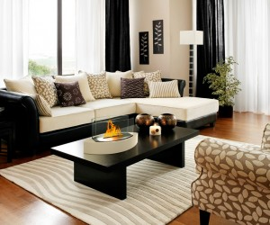 Cozy  Portable Fireplace Ideas for the Modern Home
