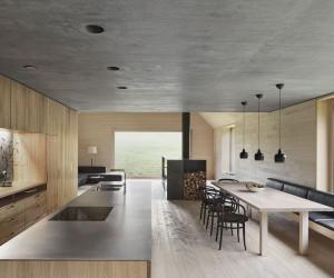 Cozy House in Austria Combines Vernacular Design with Modern Comfort