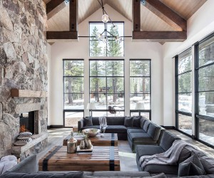 Cozy Mountain Retreat With Scandinavian Vibe On Beautiful Lake Tahoe