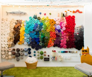 Cozy Place for Your Cozy Crafts: 13 DIY Ways to Store Your Yarn