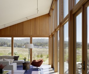 Crafted for a Serene Coastal Life: Meadow House in Sea Ranch