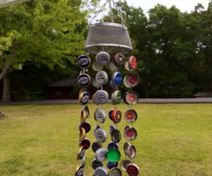 Crafts Made with Old Bottle Caps