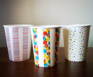 Crafts Made with Paper Cups