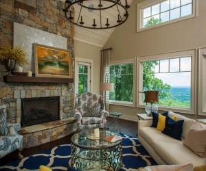 Craftsman Home Captures Stunning Views Of The South Carolina Mountains