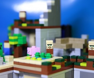 Create Own Minicraft World With These Suggested Minecraft Lego Sets