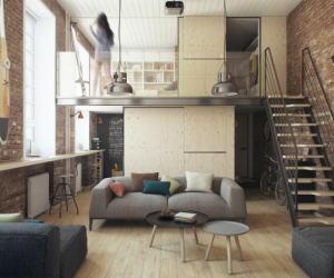 Creating grand designs through small apartment ideas