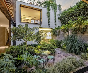 Creating Your Own Rejuvenating Green Oasis: CSF House