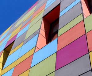 Creative and Colorful Architecture Photography by Scott Fisher